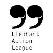 Elephant Action League Logo